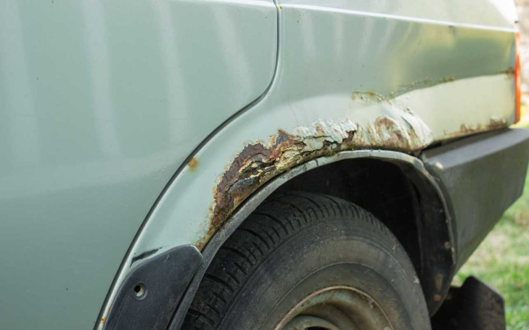 Don't Delay on Rust Repairs