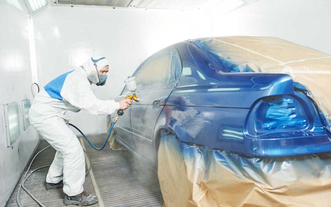 Getting Your Car Repainted