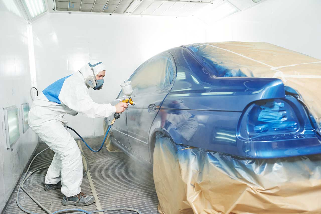 custom paint services