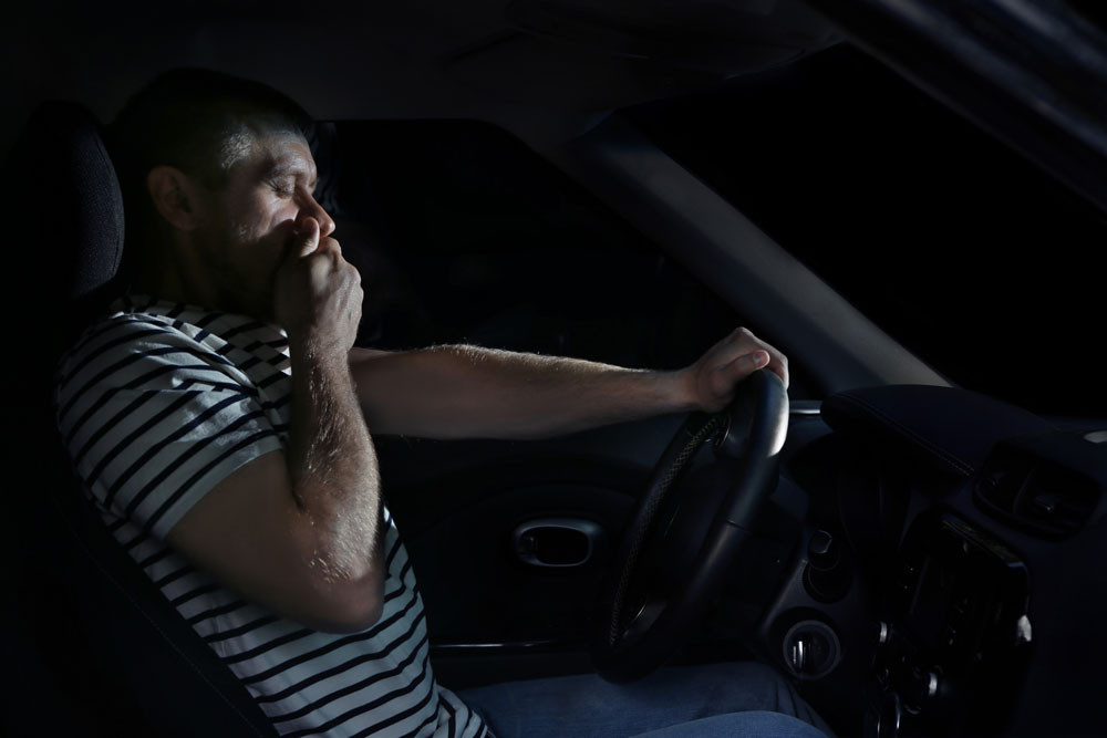 Ways to Avoid Drowsy Driving